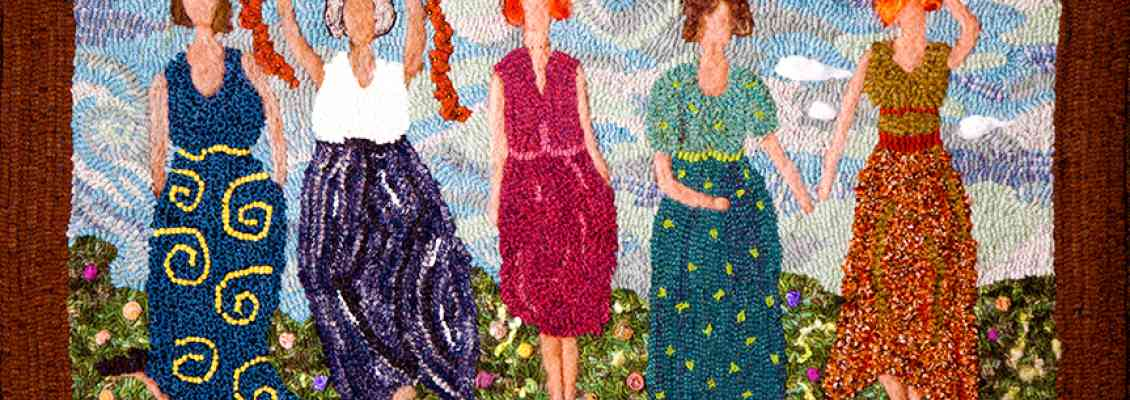 ATHA (Association Of Traditional Hooking Artists) Is An International  Fellowship Of Artists That Fosters Individuality And Diversity In Rug  Hooking.